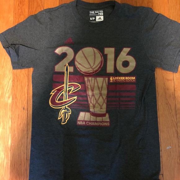 huge sale ae158 fb06d Adidas 2016 Cleveland Cavaliers T-shirt